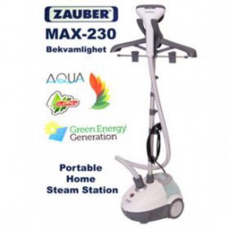 Zauber Max-230 Bekvamlighet